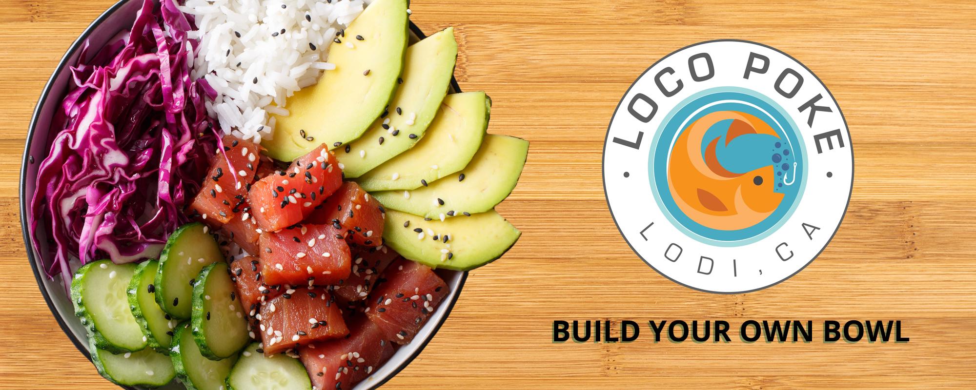 Loco Poke Lodi Ca - Hawaiian Cuisine